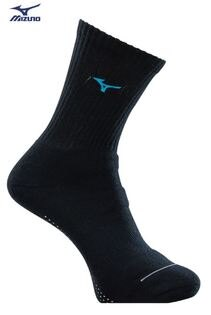 【登瑞體育】MIZUNO男款厚底運動襪_32TX800392