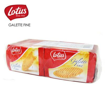 比利時~Lotus~薄餅 GALETTE FINE 50片   包