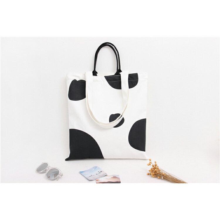 手提包 手提包 帆布袋 手提袋 環保購物袋--手提/單肩【SPE12】 BOBI  10/06 2