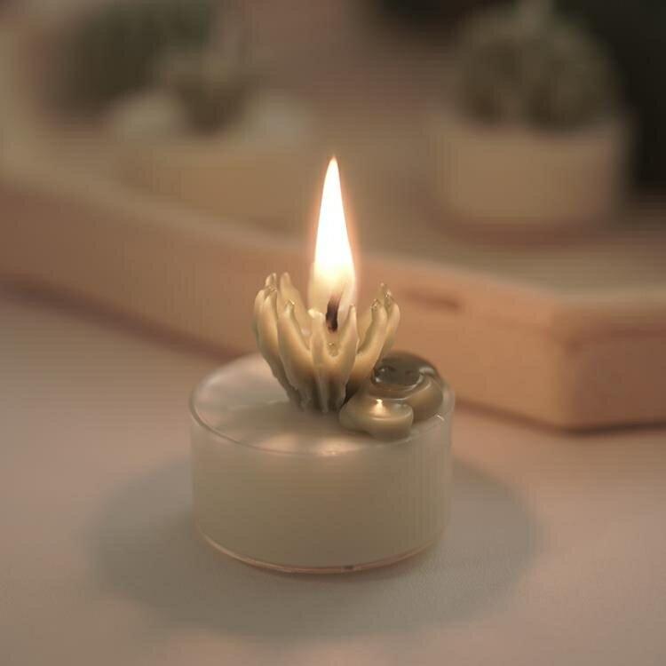 【樂天精選】香薰蠟燭植物香氛解壓少女心ins伴手禮裝飾擺件禮盒