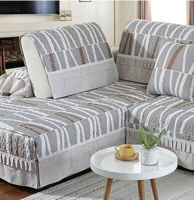 沙發巾 歐式沙發墊布藝現代沙發套罩
