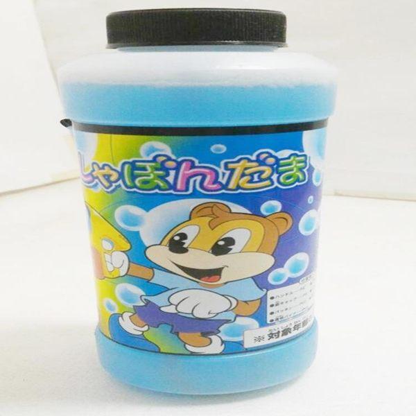 彩虹 泡泡水(小) 泡泡液 補充瓶 350ML 安全無毒 音樂 連續電動 泡泡槍 泡泡機【塔克】