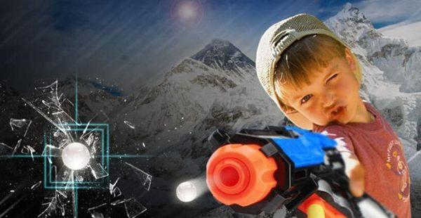 水彈槍 兒童 成人 對戰兩用 水晶彈 安全玩具 生存遊戲 軟彈槍 漆彈 公司活動 團康 露營【塔克】