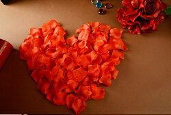排字 專屬 玫瑰花 玫瑰花瓣 仿真玫瑰花 人造花瓣 假花瓣 求婚道具 婚禮小物 婚禮佈置【塔克】