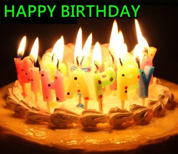 蠟燭蛋糕 慶生 蠟燭 生日快樂蠟燭 HAPPY BIRTHDAY 生日蠟燭 求婚 告白 情人節【塔克】