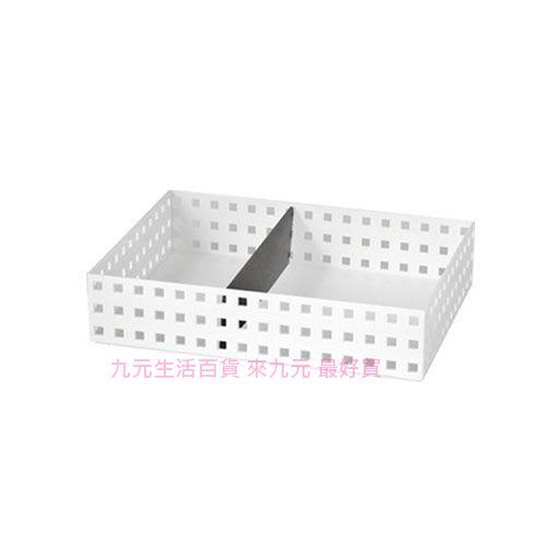 【九元生活百貨】聯府 OA-001 好學積木籃1號(附隔板) 置物 收納 OA001