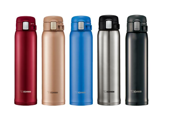 🌟現貨🌟ZOJIRUSHI 象印 600ml 超輕量不鏽鋼真空保溫杯 SM-SD60  OneTouch保溫瓶 彈蓋保溫瓶 象印保溫杯 SD60 象印輕量保溫杯 另售SM-SC60 SM-SD48..