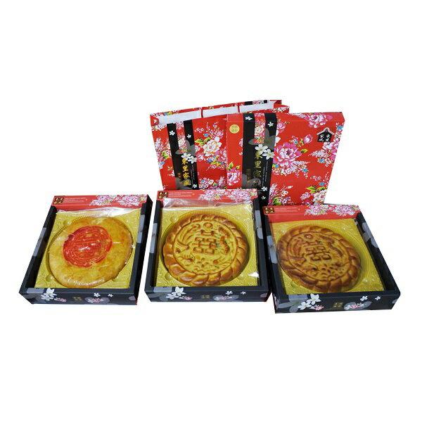 【東里家風】東里家風一斤重喜餅一入香菇魯肉(葷)