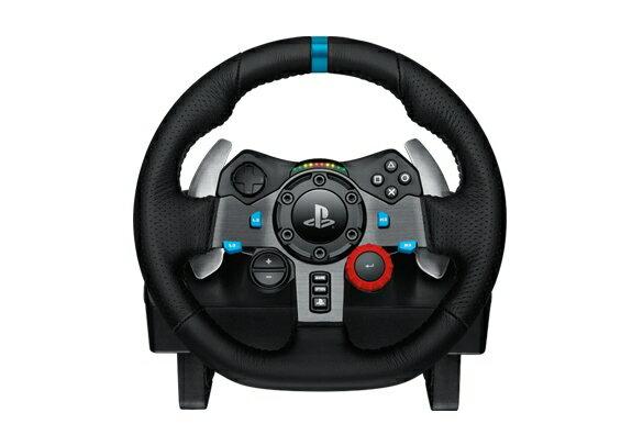 【迪特軍3C】Logitech 羅技 公司貨 G29 DRIVING FORCE 賽車方向盤 適用 PS3 和 PS4 的賽車方向盤