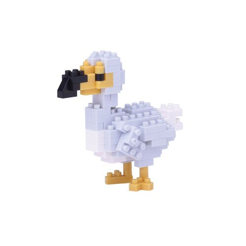 【Nanoblock 迷你積木】NBC-188 渡渡鳥