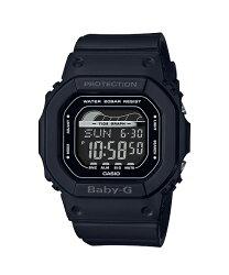 CASIO 卡西歐 復刻經典衝浪板海灘設計潮汐月相休閒電子女錶 防水手錶 黑 BLX-560-1DR 35mm