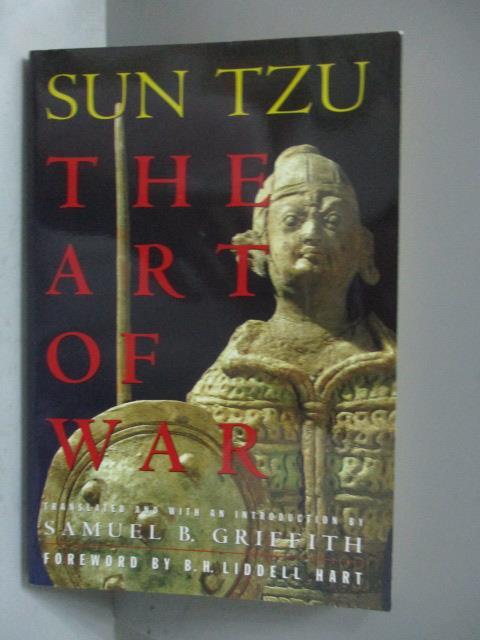 ~書寶 書T9/軍事_IBB~The Art of War_Sun~tzu  Griffi