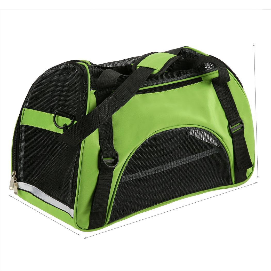 Oxford Airline Approved Pet Cat Puppy Dog Comfort Carrier Travel Tote Bag 5
