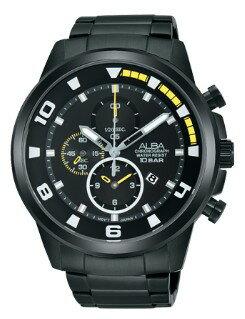 ALBA  運動腕錶AF8U09X1