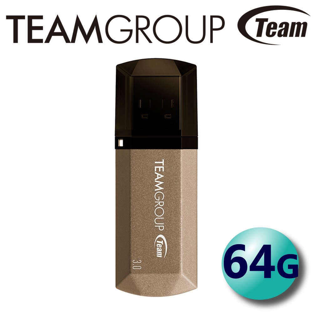 Team 十銓 64GB C155 USB3.0 隨身碟
