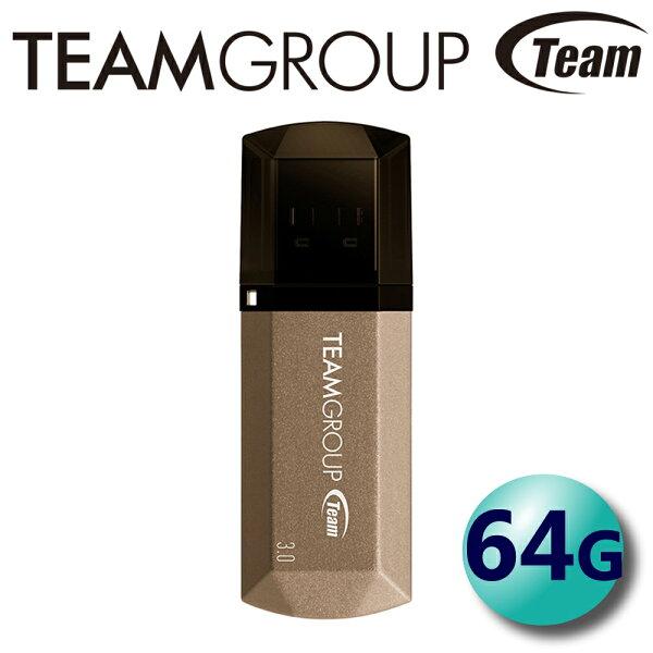 Team十銓64GBC155USB3.0隨身碟
