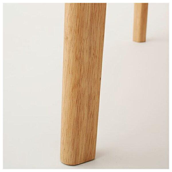 ◎實木餐桌 ALNUS 18080 LBR 榿木 NITORI宜得利家居 3