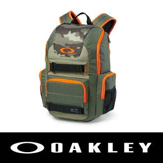 【優惠8折】OAKLEY SP16 ENDURO25 WOM OLIVE 綠橘色 OAK-92861-79B 萬特戶外運動