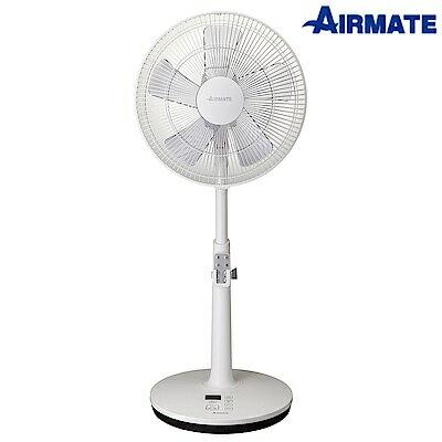AIRMATE艾美特 14吋 專利APP DC遙控立地電扇 FS35001RP *免運費*