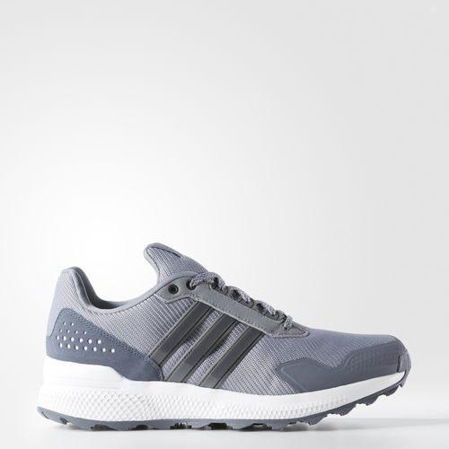 ADIDAS MARATHON 16 TR M 慢跑鞋 BOUNCE 緩震 網面 透氣 灰白 【運動世界】 B72900