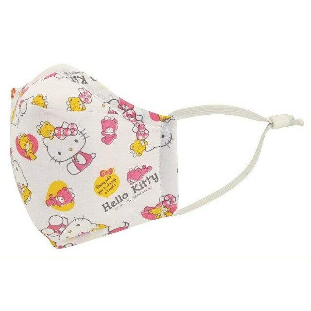 SKATER 紗布口罩 可手洗 KITTY 350665