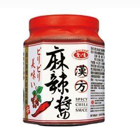 愛之味漢方麻辣醬(165g/瓶) 【合迷雅好物商城】
