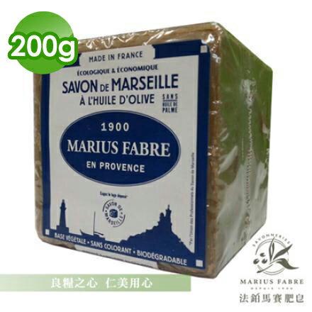 法鉑經典馬賽皂(200g)x1_橄欖油馬賽皂棕櫚油馬賽皂