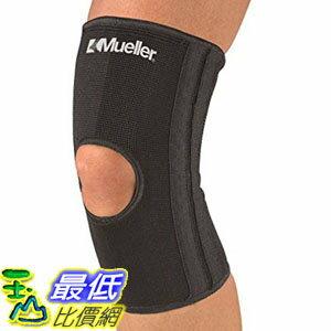 [106美國直購] Mueller 護膝 Elastic Knee Stabilizer, L/XL