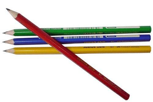 ~永昌文具~~FABER~CASTELL~輝柏 學齡兒童用 大三角鉛筆 111803 72