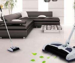 【省錢博士】家用無線充電式 / 拖地機吸塵器二合一 / 手推掃地機