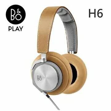 ~登山樂~ 丹麥B  O B  O PLAY H6 耳罩式耳機 自然棕^#H6~BN