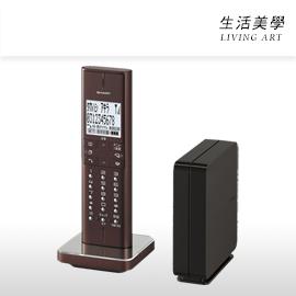 嘉頓國際 日本進口 SHARP【JD-XF1CL】家用無線電話 單子機 答錄機 日系市話機 簡約 輕巧