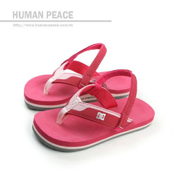 DC GROMMET 涼鞋 紅 小童 no007