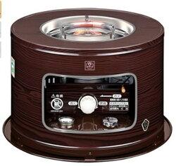買就送加油槍【日本CORONA】對流型煤油暖爐 電子點火暖爐約2-5坪《KT-1617》日本製 台灣總代理全新3年保固