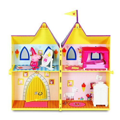 粉紅豬小妹皇家系列-皇家塔房/ Peppa Pig/ 佩佩豬/ Princess Peppa\