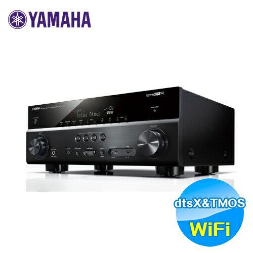 YAMAHA 7.2聲道 AV 擴大機 RX-V781