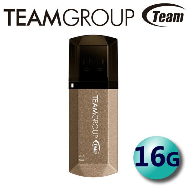 Team十銓16GBC155USB3.0隨身碟