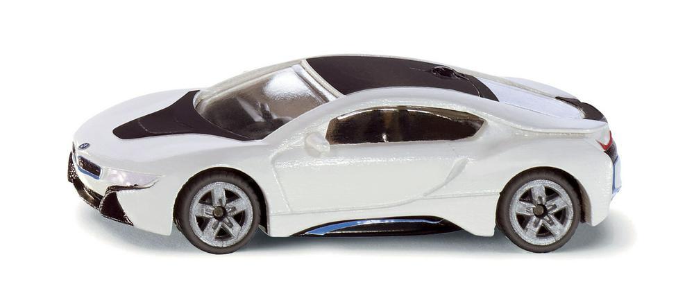 卡司    德國小汽車 SIKU BMW I8 SU1458 兒童 模型車 玩具車