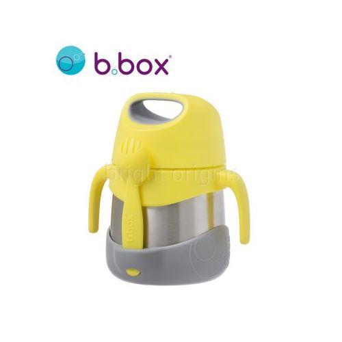澳洲 b.box 不鏽鋼燜燒罐335ml(檸檬黃)★愛兒麗婦幼用品★