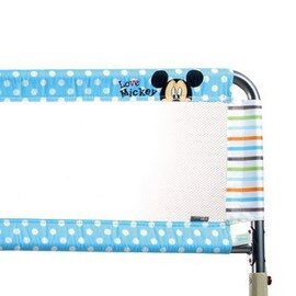 ViViBaby - Disney迪士尼米奇床圍欄 110x34cm