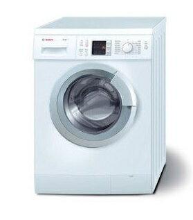 【得意】BOSCH  WAS24460UC   零利率  Bosch 12KG滾筒式洗衣機含安裝另售WAT28401TC