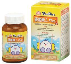 『121婦嬰用品館』優親 優菌素L.Plus粉 100g 0