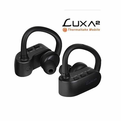 <br/><br/>  LUXA2 Lavi X 無線藍芽耳機 AD-HDP-PCLXBK-00<br/><br/>