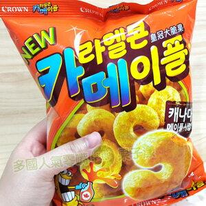 韓國CROWN 皇冠大脆果(楓糖味) 玉米果 [KR267] - 限時優惠好康折扣