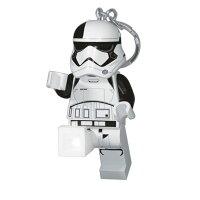 【 LEGO 樂高積木 】星際大戰 - 第一軍團帝國暴風兵鑰匙圈燈
