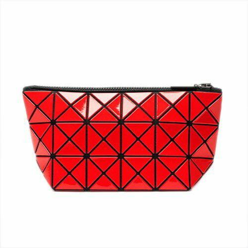 【真愛日本】15061200003 BAOBAO化妝包-亮紅 BAO BAO ISSEY MIYAKE 三宅一生 收納包 萬用包 正品 限量