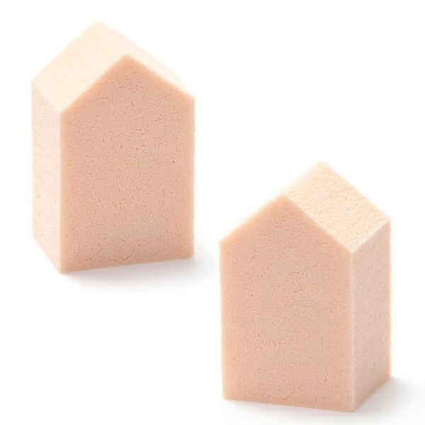 ROSY ROSA 粉底液粉撲五角型 30入 2
