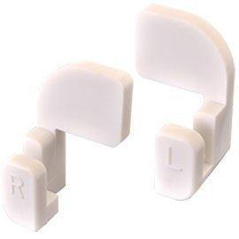 Loxin【SG0840】ikloo~12吋百變收納櫃 創意組合收納櫃 鞋櫃 置物櫃 延伸配件-門扣10對