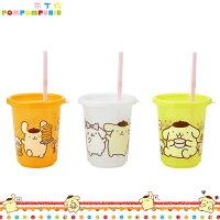 布丁狗周邊商品推薦到三麗鷗 布丁狗 塑膠 防漏 吸管塑膠杯 塑膠水杯 隨身杯 附吸管 320ml 日本進口正版 175303