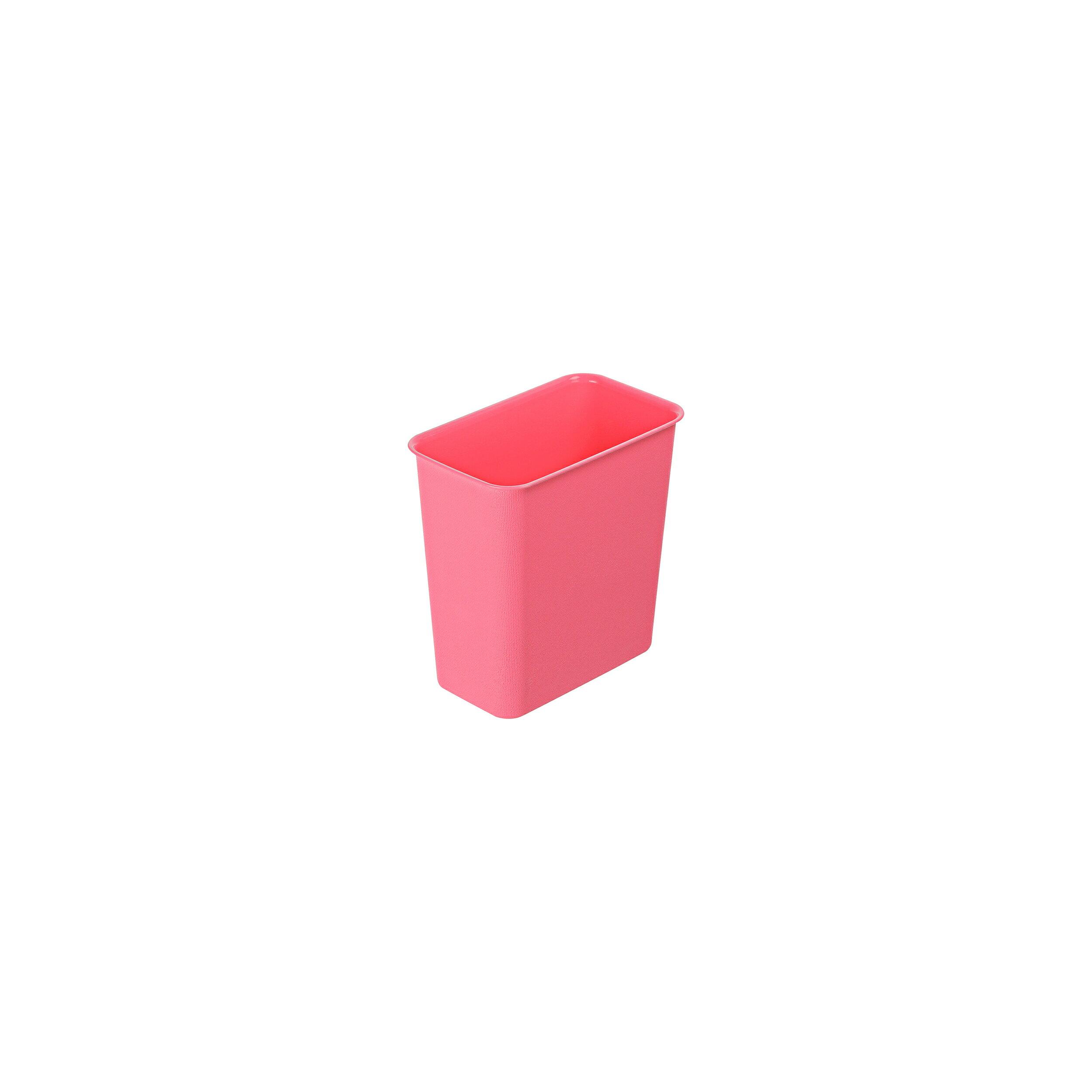 KEYWAY聯府 MIT 小彩虹垃圾桶(長型)C9303(顏色隨機出貨) 2